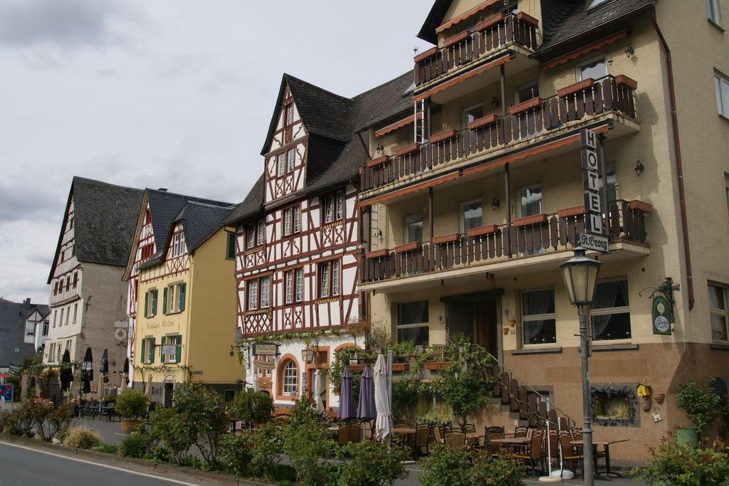 Vakantiewoning huren in Moezel -   met wifi  voor 6 personen  Mooi appartement in het fantastisc..