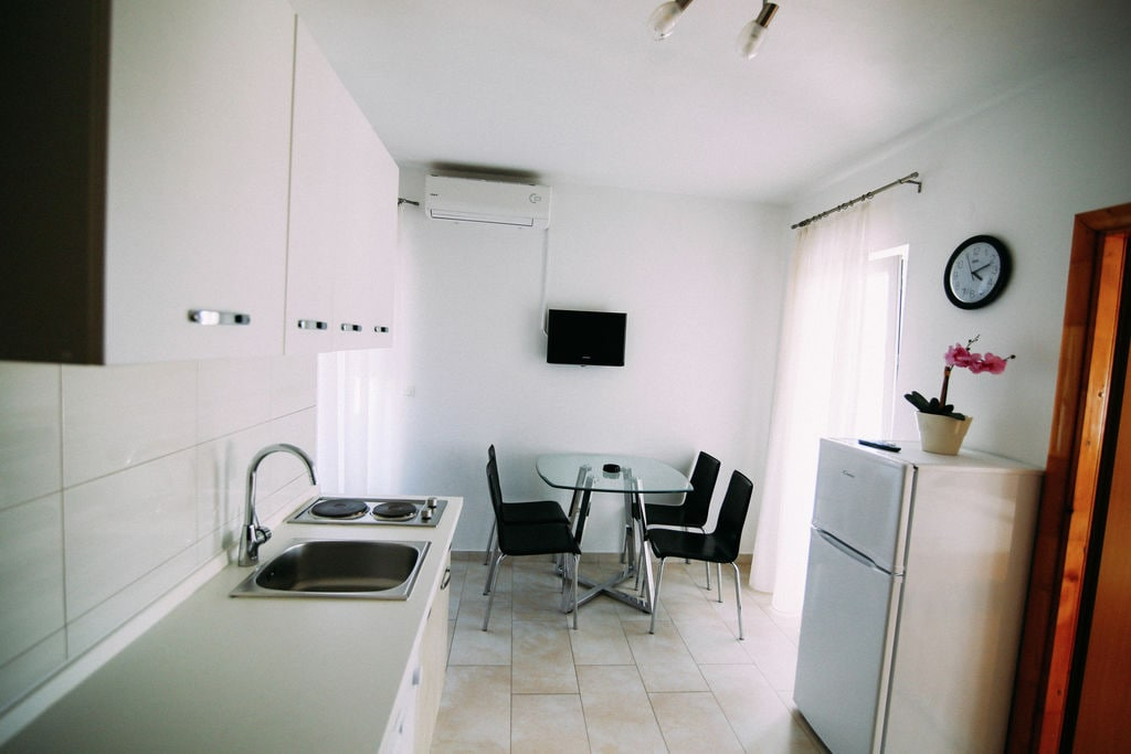 Vakantiewoning Kroatië, Dalmatie, Ražanac Appartement HR-00005-61
