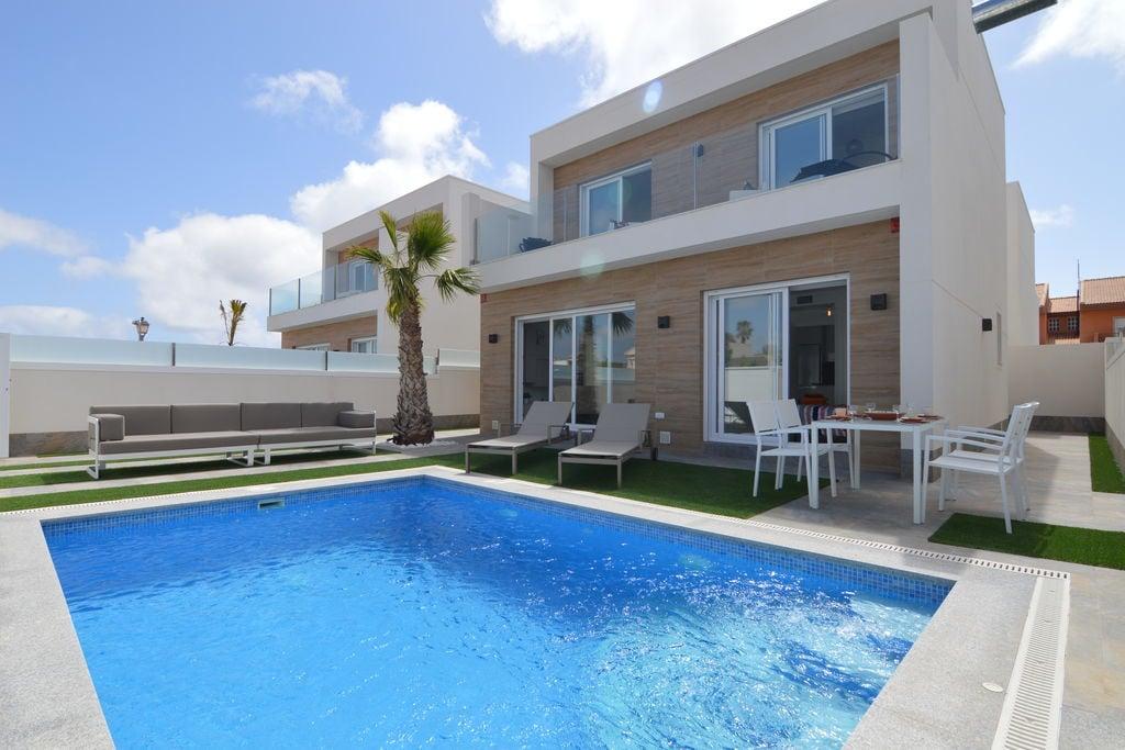 Villa San Pedro del Pinatar 0 slaapkamers met zwembad  met wifi