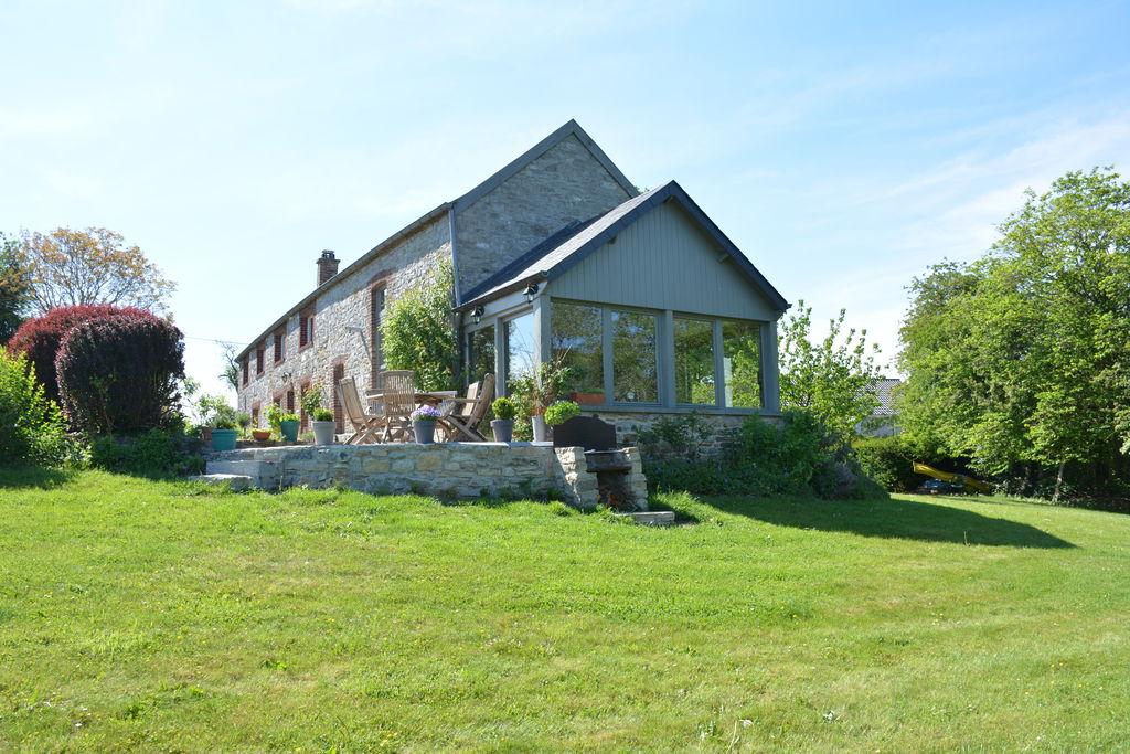 Charmant vakantiehuis in de Ardennen met tuin - Boerderijvakanties.nl