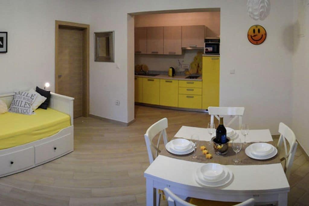 Vakantiewoning Kroatië, Dalmatie, Ražanac Appartement HR-00005-95