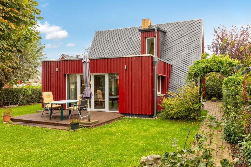 Gezellige vakantiewoning in Nienhagen met grote tuin - Boerderijvakanties.nl