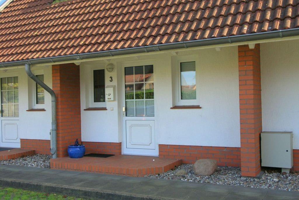Comfortabel vakantiehuis in Zingst nabij de zee - Boerderijvakanties.nl