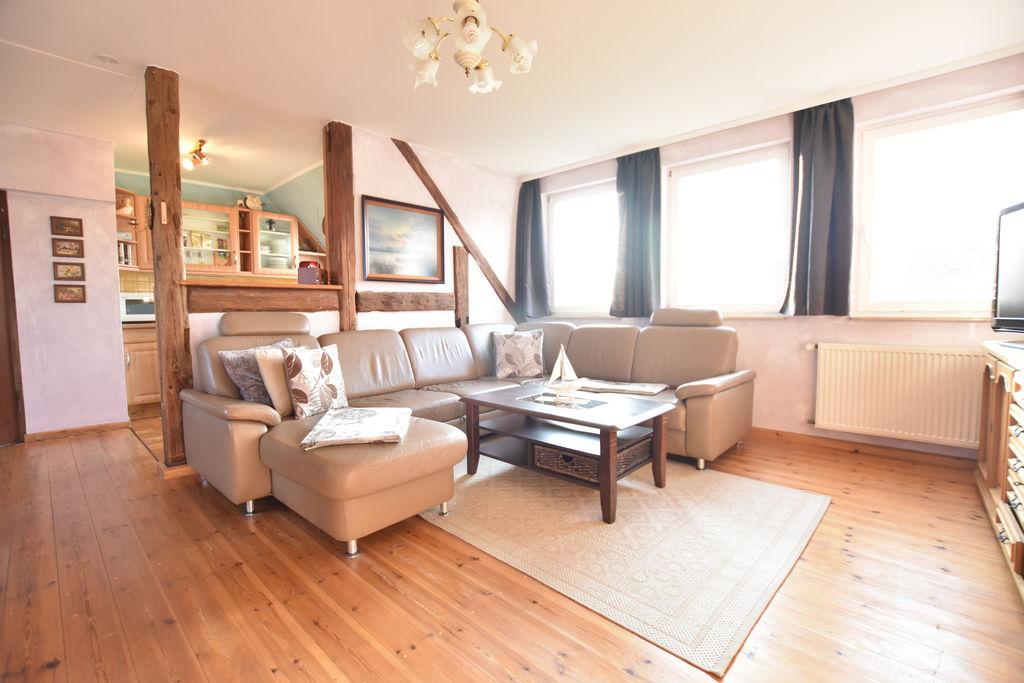 Gezellig appartement bij de Oostzee met prachtig uitzicht - Boerderijvakanties.nl