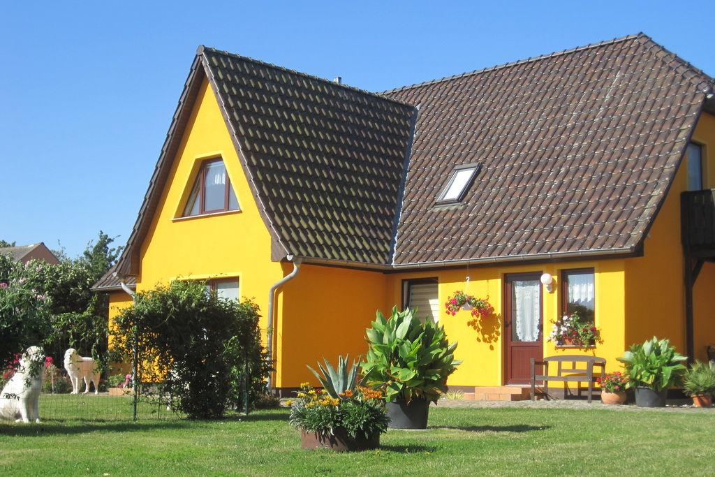 Modern appartement met privétuin in Bastorf, Duitsland - Boerderijvakanties.nl