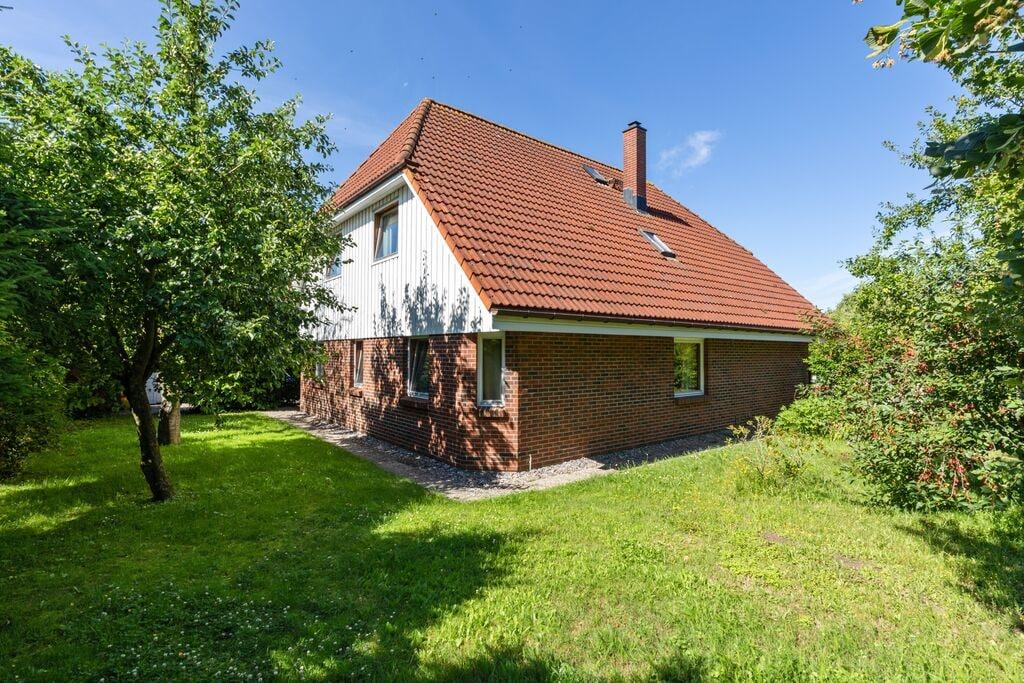 Modern appartement in Bastorf aan Baltische Zee - Boerderijvakanties.nl