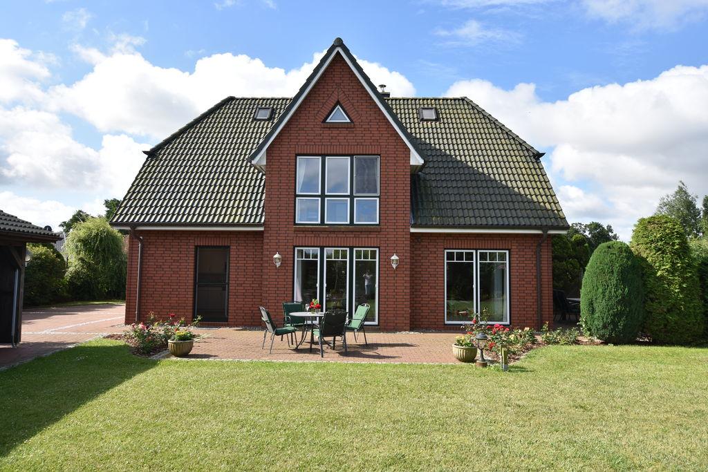 Gezellig vakantiehuis in Rakow dicht bij het strand - Boerderijvakanties.nl