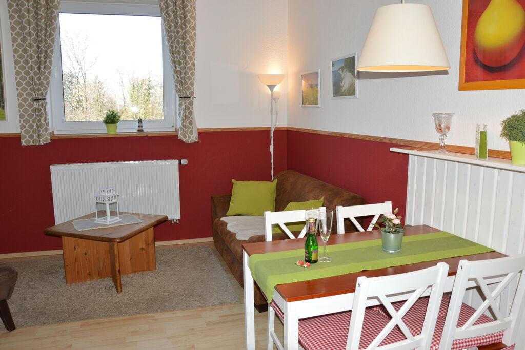 Gemoedelijk appartement aan de Oostzeekust met terras - Boerderijvakanties.nl