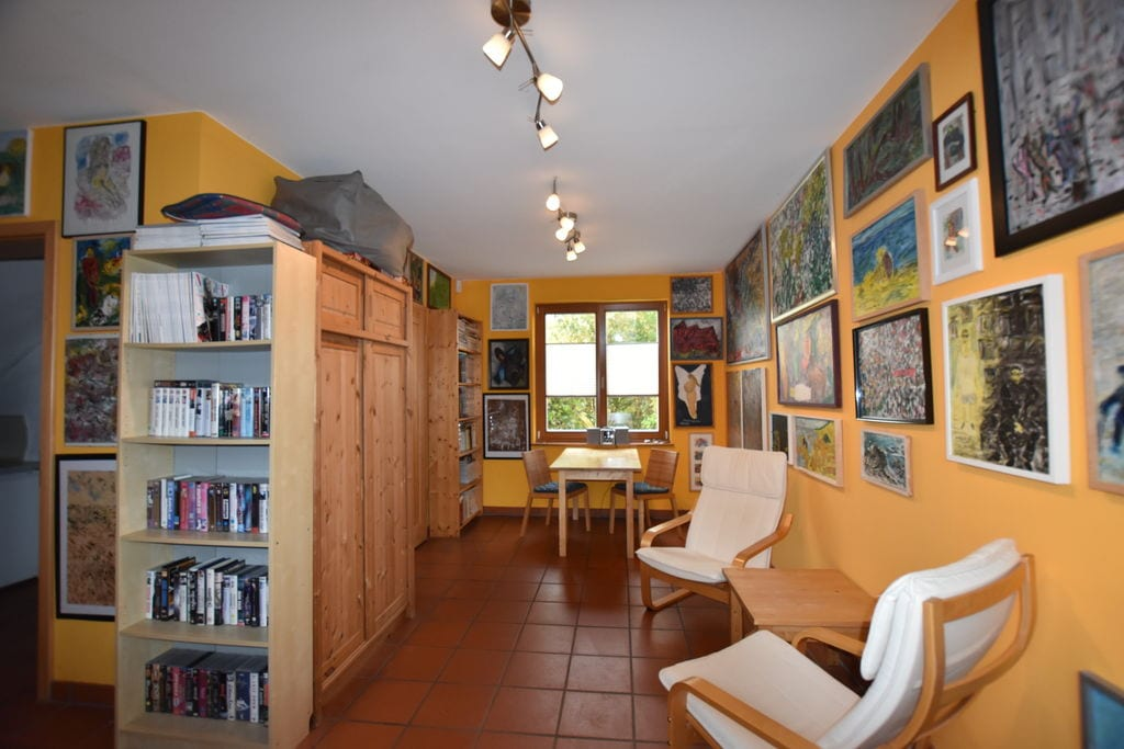 Comfortabel appartement in Nienhagen met terras en barbecue - Boerderijvakanties.nl