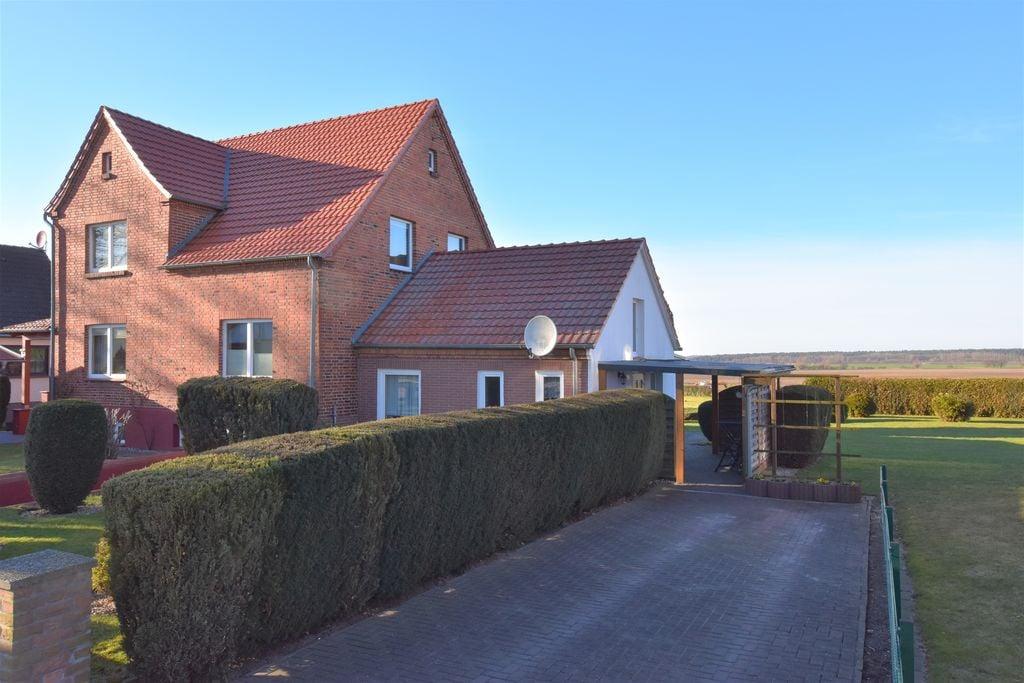 Prachtig appartement in Pepelow dicht bij de zee - Boerderijvakanties.nl