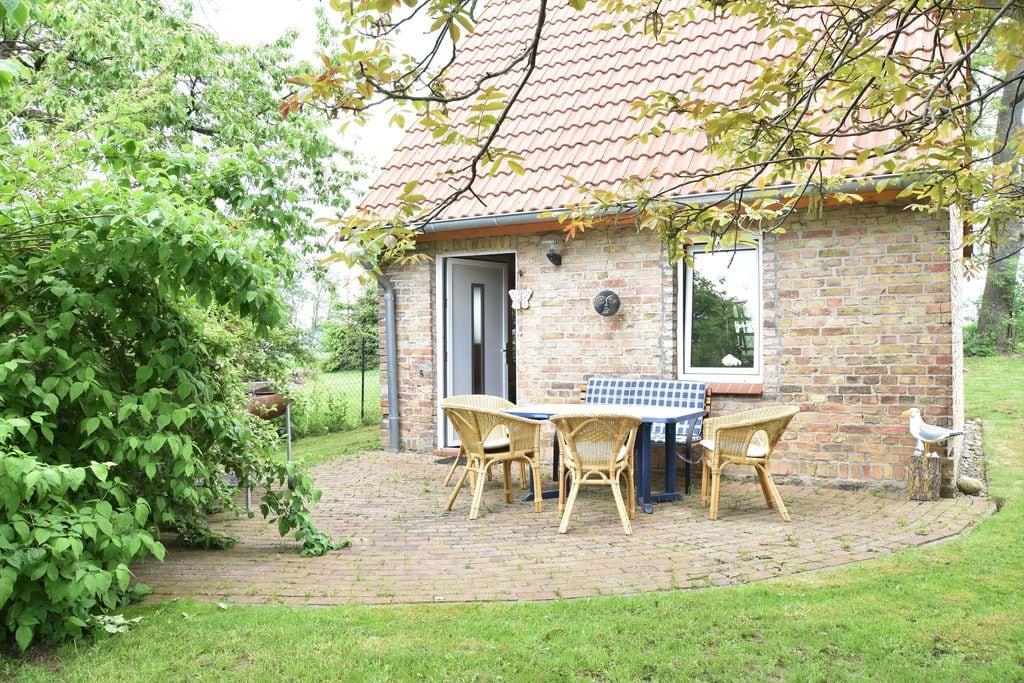 Modern vakantiehuis in Satow met tuin en patio - Boerderijvakanties.nl