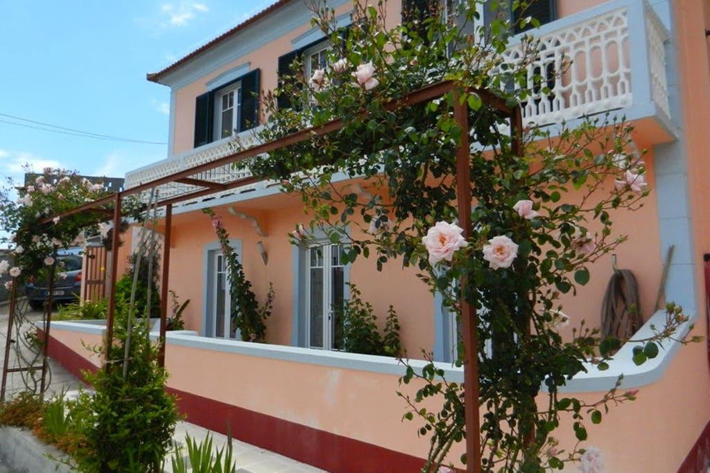 Fajã-da-Ovelha- Vakantiewoning   met wifi te huur