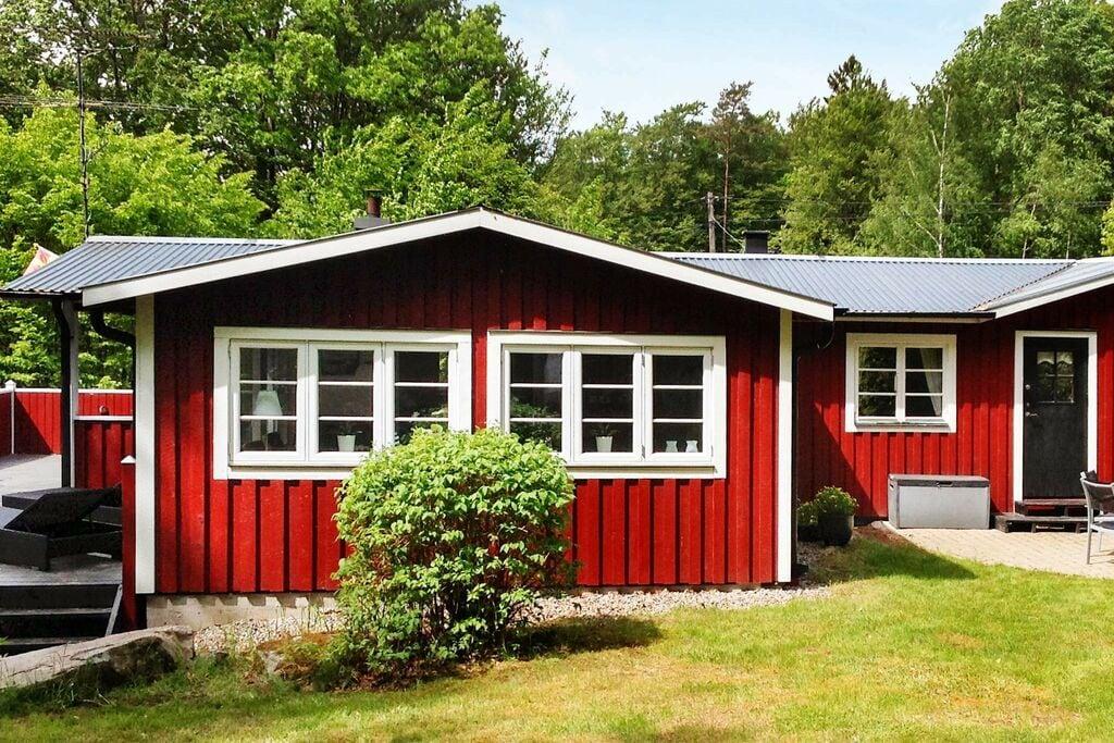 4 sterren vakantie huis in HÄSTVEDA