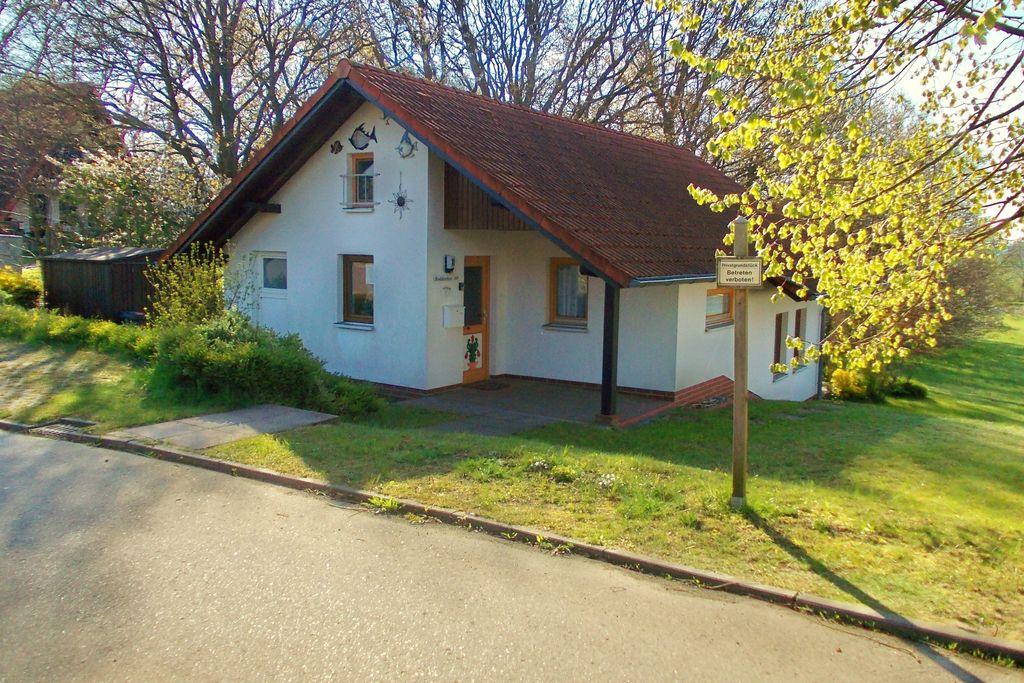 Familievriendelijk vakantiehuis in Marlow met terras - Boerderijvakanties.nl