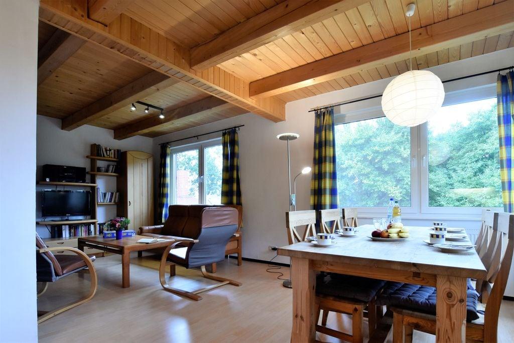 Luxe appartement in Boddin bij de Oostzeekust - Boerderijvakanties.nl