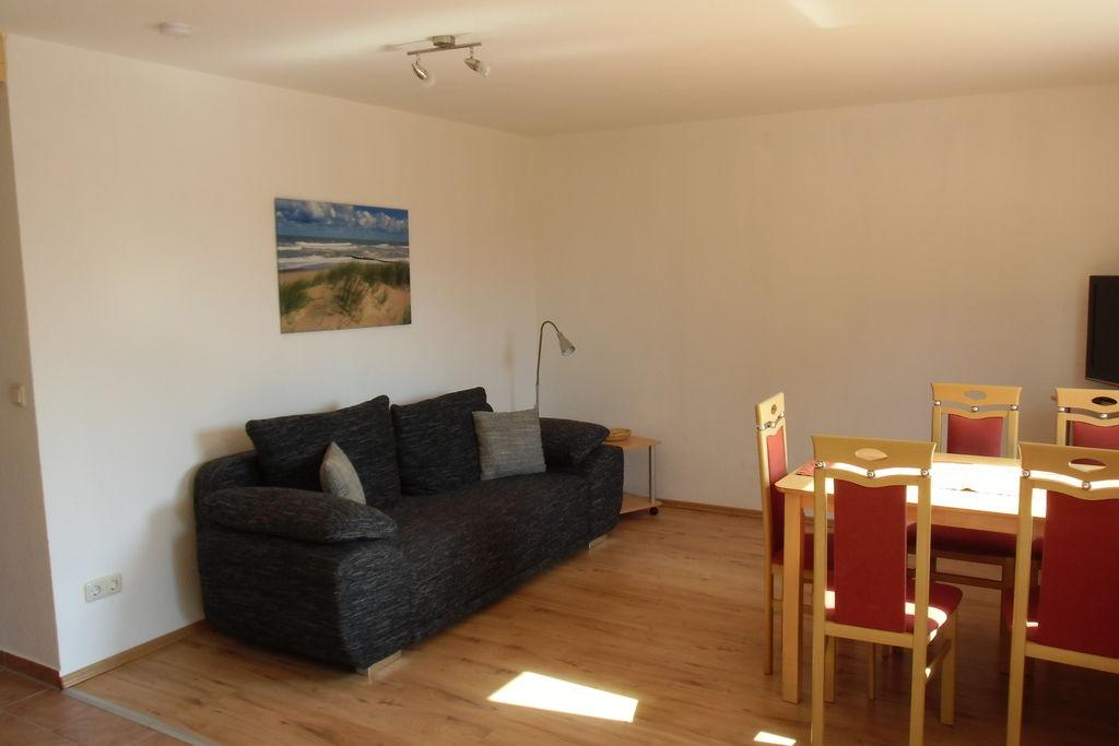 Comfortabel appartement aan de Oostzee vlak bij een strand - Boerderijvakanties.nl