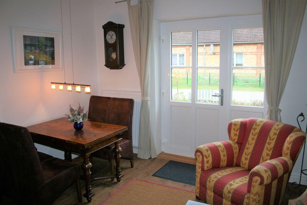Authentiek appartement aan de Oostzeekust met tuin en terras - Boerderijvakanties.nl