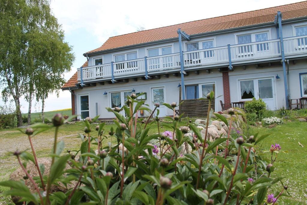 Gezellig appartement met zonneweide in Rerik, Duitsland - Boerderijvakanties.nl