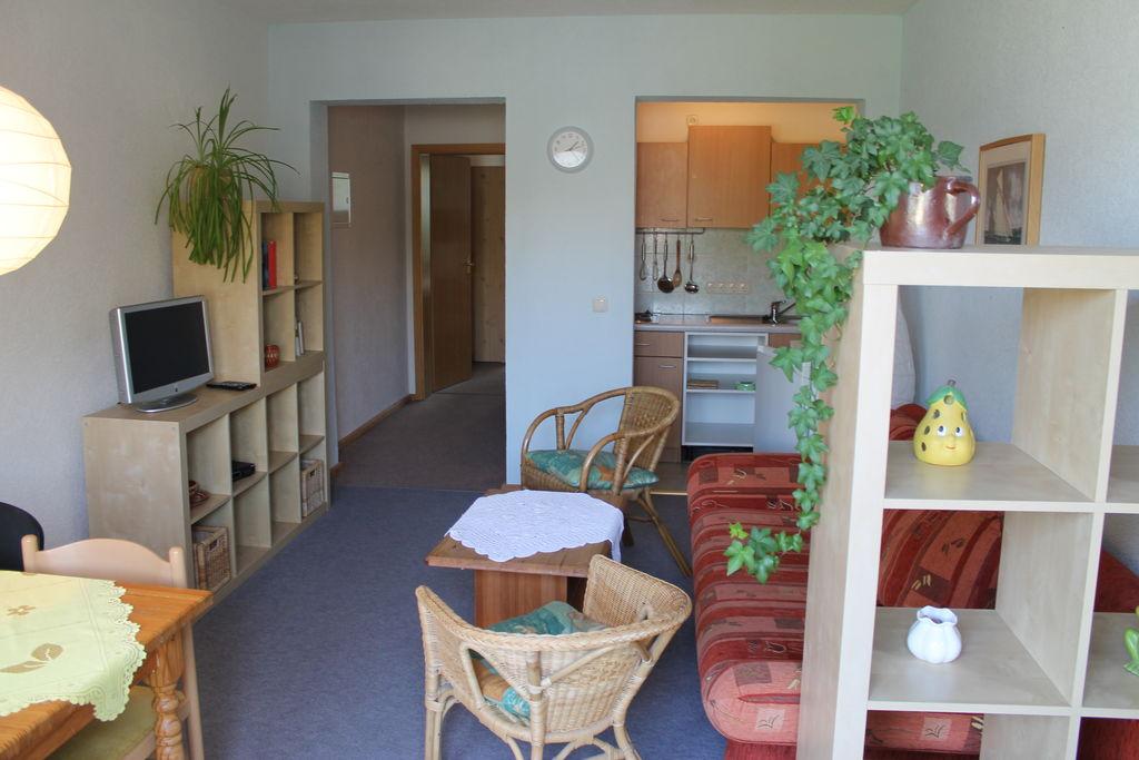 Modern appartement met terras in Rerik, Duitsland - Boerderijvakanties.nl