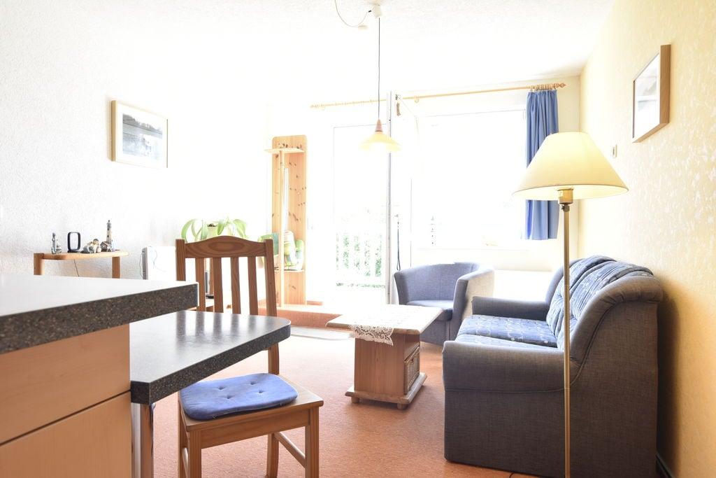 Gezellig appartement met tuin in Rerik, Duitsland - Boerderijvakanties.nl