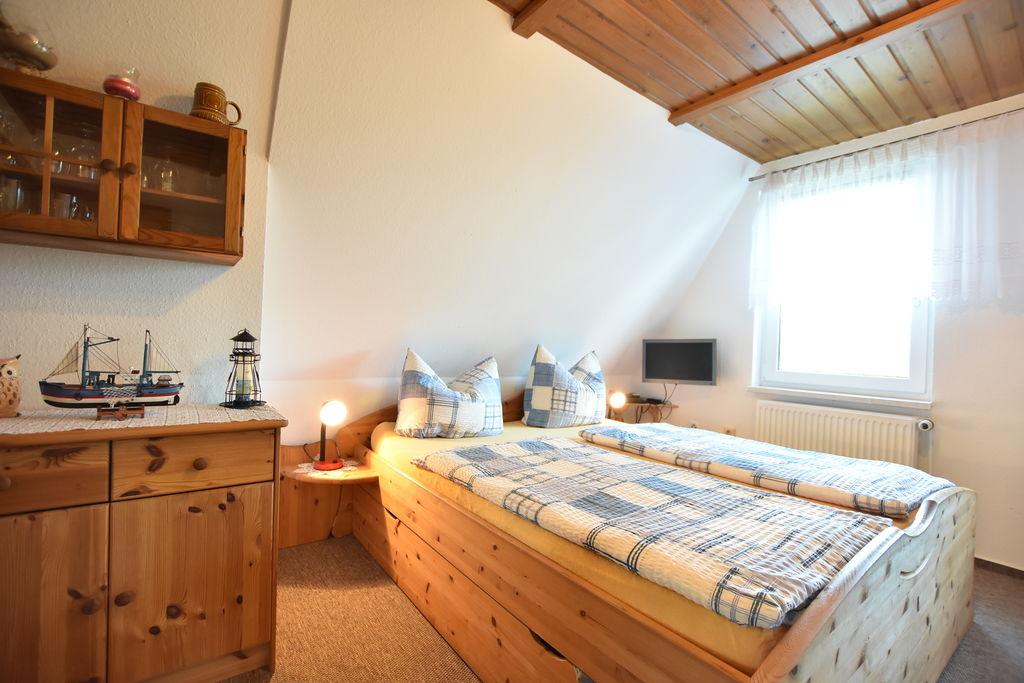 Sfeervol appartement in Pepelow met een overdekt terras - Boerderijvakanties.nl
