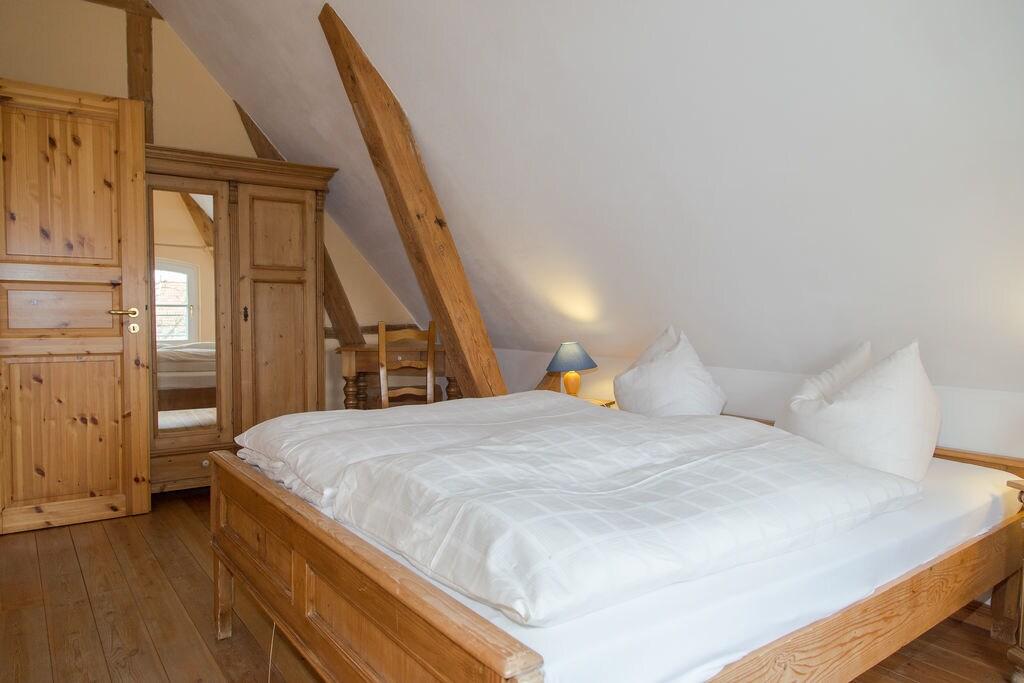 Gezellig appartement in Mecklenburg bij de Baltische Kust - Boerderijvakanties.nl