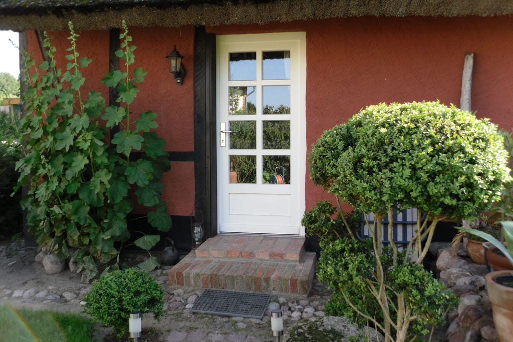 Dromerig appartement aan de Oostzee vlak bij het strand - Boerderijvakanties.nl
