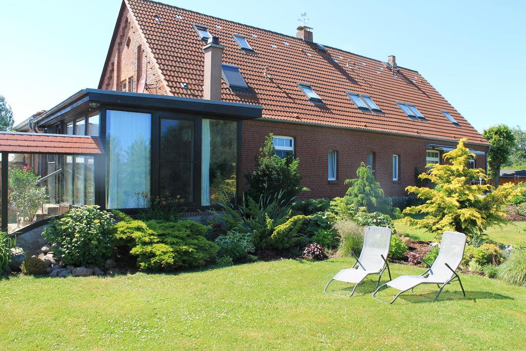 Gezellige kamer op de boerderij van Mecklenburg - Boerderijvakanties.nl