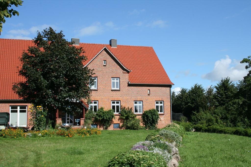 Gezellig appartement aan de Oostzeekust op een boerderij - Boerderijvakanties.nl