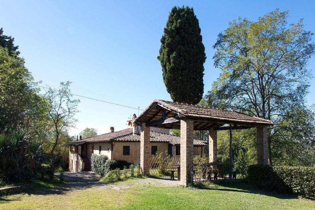 Boerderij huren in  Italie - met zwembad  met wifi met zwembad voor 10 personen  U verblijft op een mooi Toscaans l..