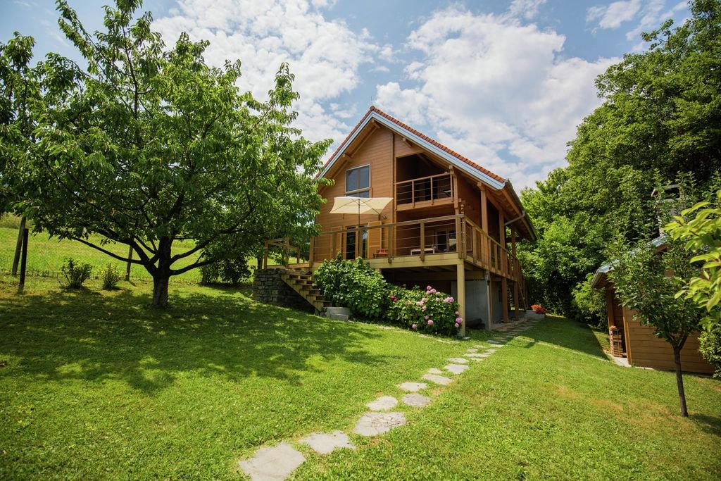 Gezellig vakantiehuis in Kroatië, dicht bij de bossen - Boerderijvakanties.nl