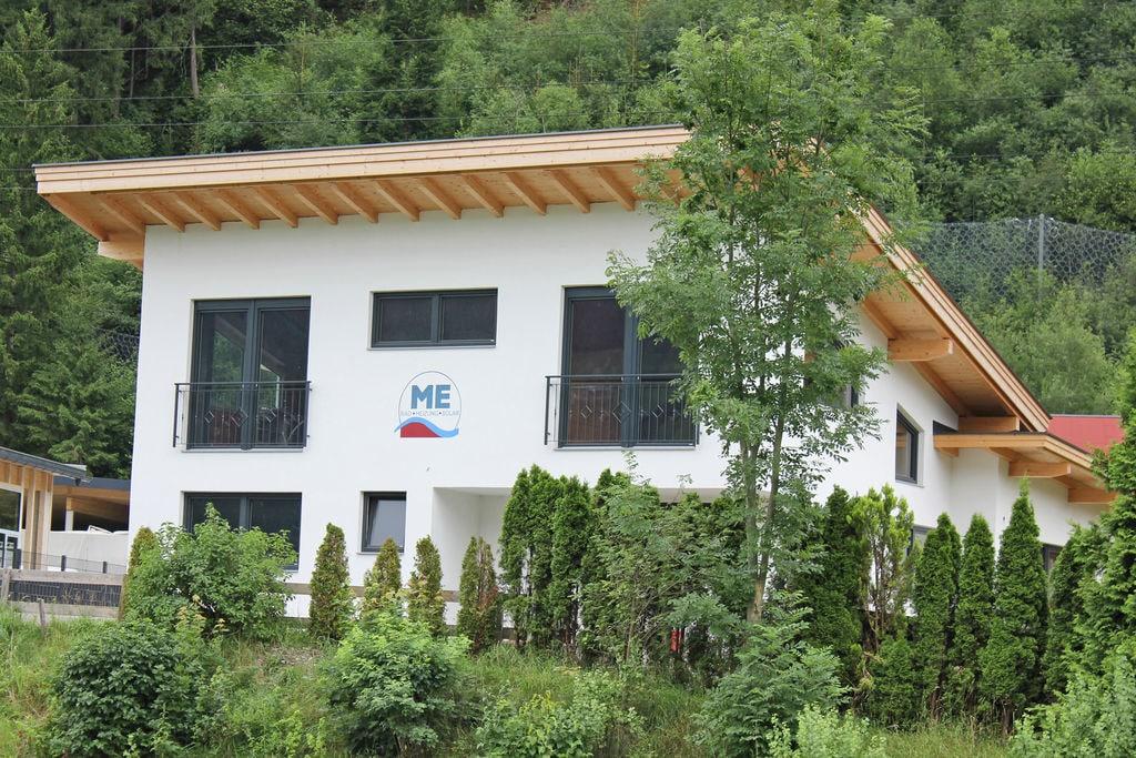 Modern vakantiehuis in Zell am Ziller nabij de skibus - Boerderijvakanties.nl