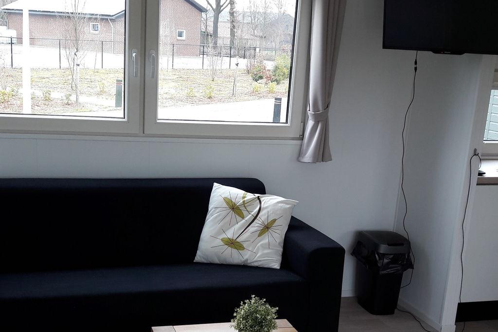 Vakantiewoning Nederland, Noord-brabant, Heusden Chalet NL-5725-09