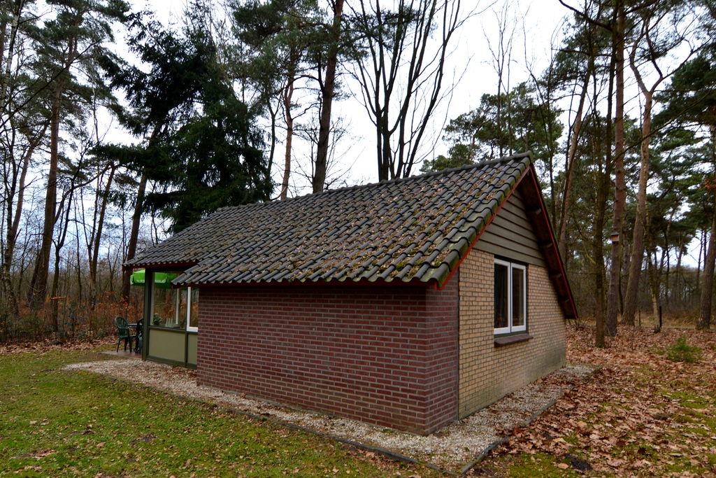 Knus vakantiehuis in Noord-Limburg op een park - Boerderijvakanties.nl