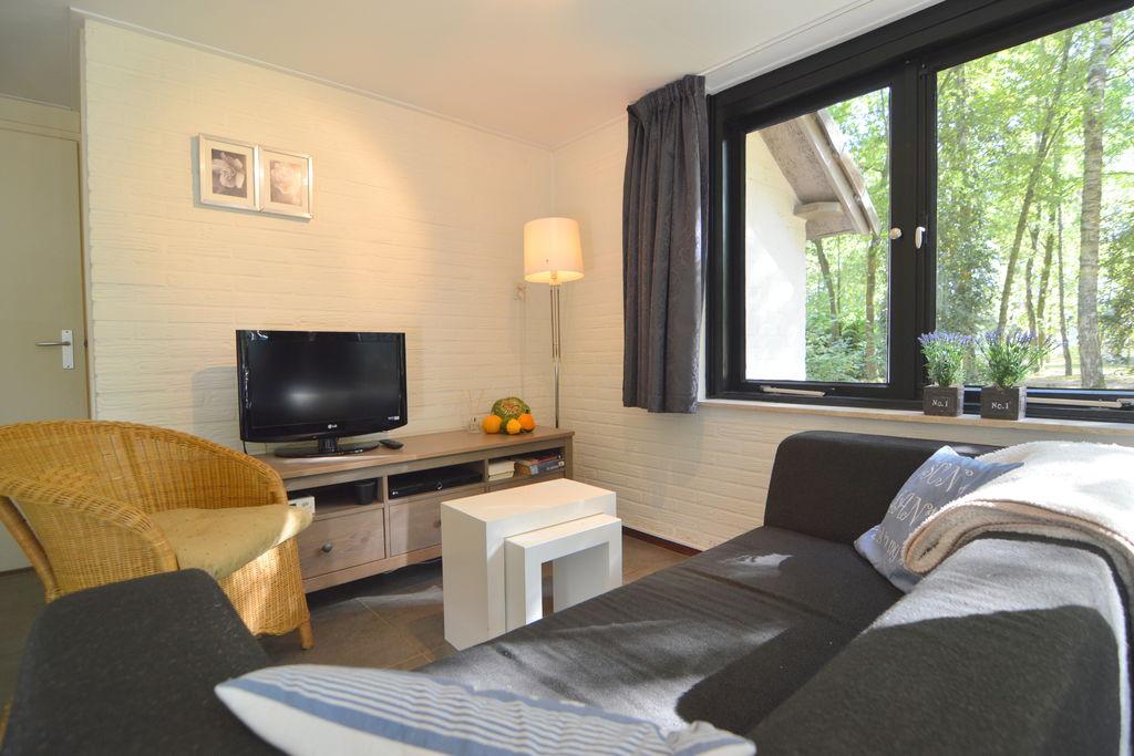 Ideale plek voor natuur liefhebbers, vrijstaand huisje op rustig parkje - Boerderijvakanties.nl