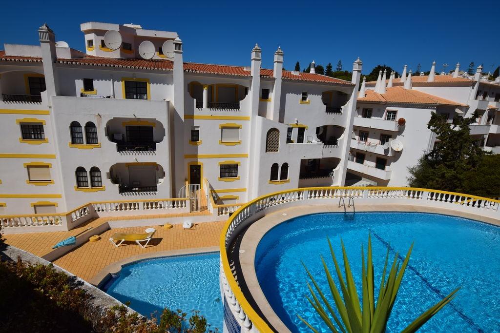Appartement huren in Algarve - met zwembad nabij Strand met wifi met zwembad voor 4 personen  Dit comfortabele appartement ligt ..