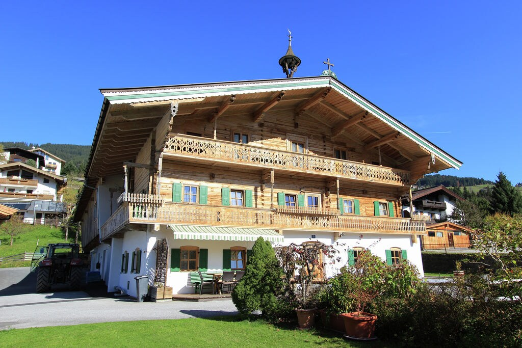 Vakantiewoning Oostenrijk, Tirol, Kirchberg in Tirol Appartement AT-6365-114