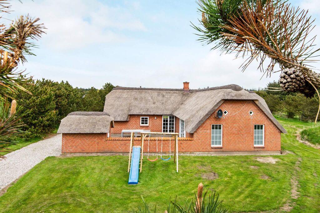 4 sterren vakantie huis in Ulfborg