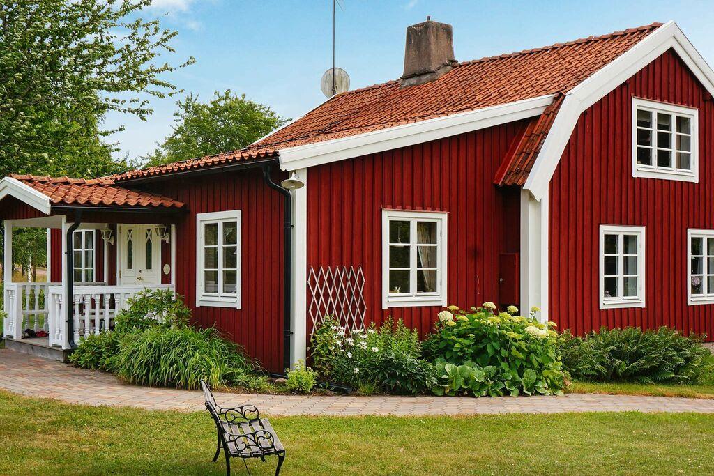 6 persoons vakantie huis in BLOMSTERMÅLA