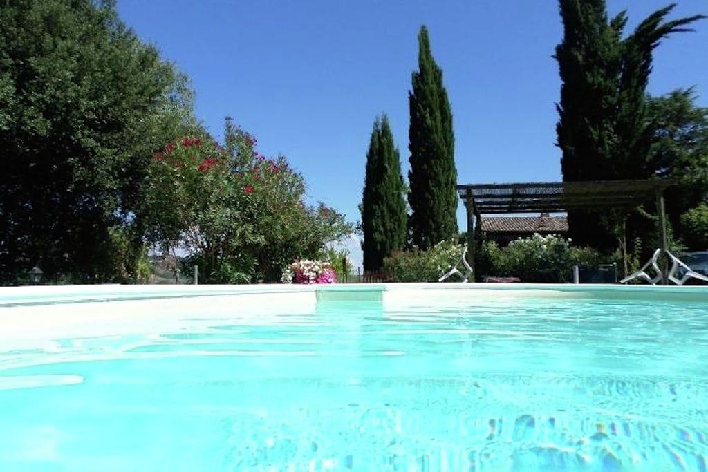 Vakantiewoning Italië, Lazio, Bagnoregio Boerderij IT-00009-26