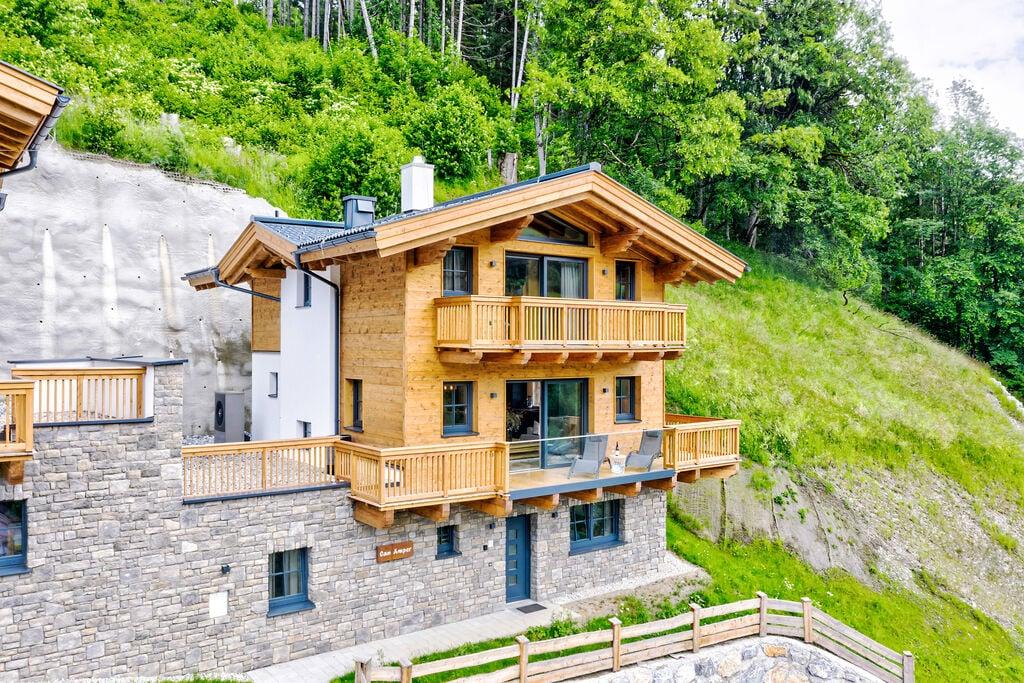 Ruim chalet in Salzburgerland met sauna - Boerderijvakanties.nl