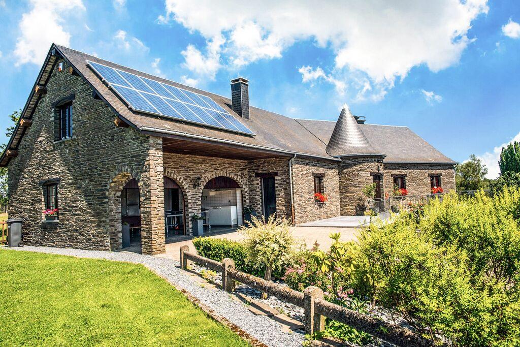 Prachtige comfortabele villa in een rustig dorpje, heel mooie omgeving - Boerderijvakanties.nl
