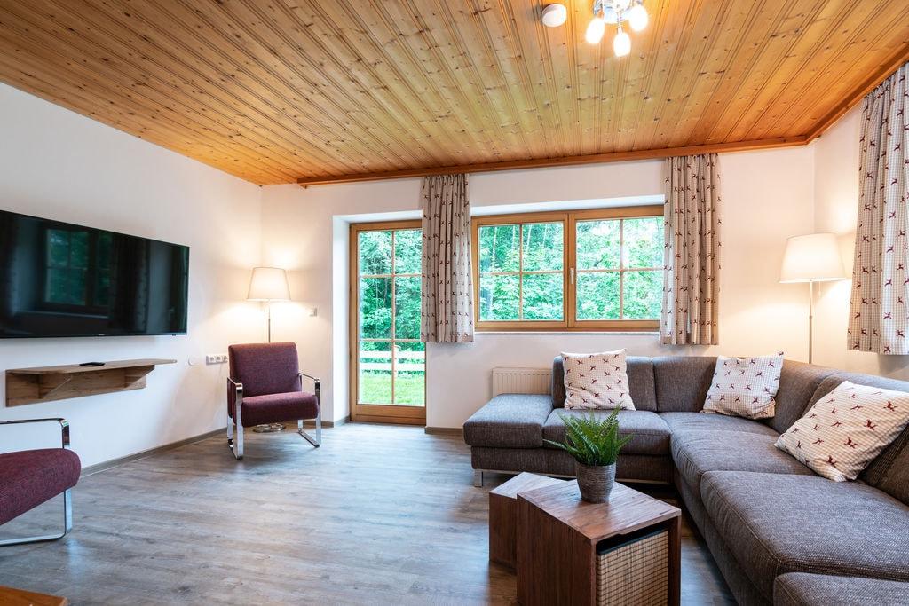 Ruim gerenoveerd chalet in Salzburgerland bij skigebied - Boerderijvakanties.nl
