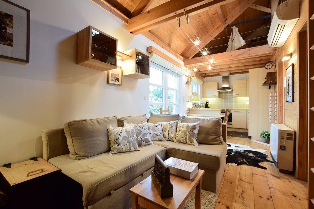 Zeer warm huis met tuin en houtkachel in de buurt van het centrum van Durbuy - Boerderijvakanties.nl