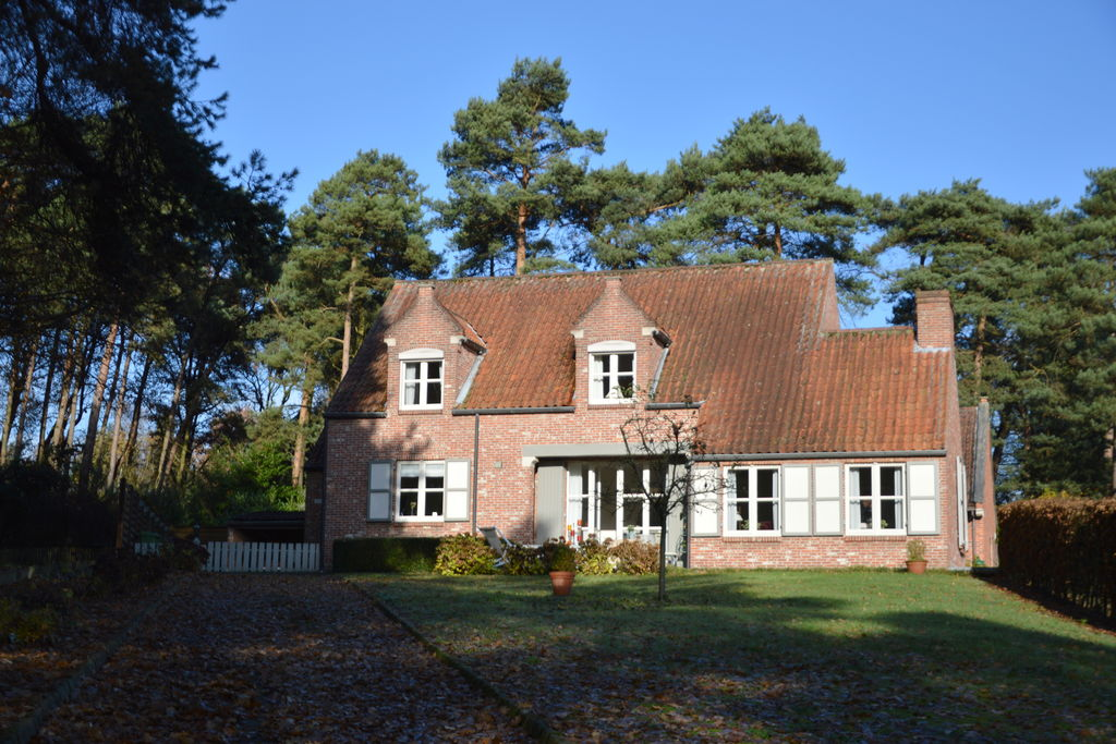 Villa huren in Kasterlee -   met wifi  voor 6 personen  Landhuis de Nete is een keurig ver..