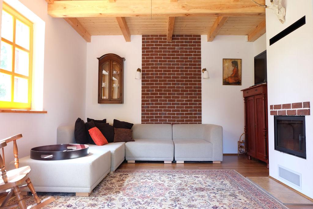 Mazurische nederzetting - huis voor 6 personen op 800 m van het meer. - Boerderijvakanties.nl