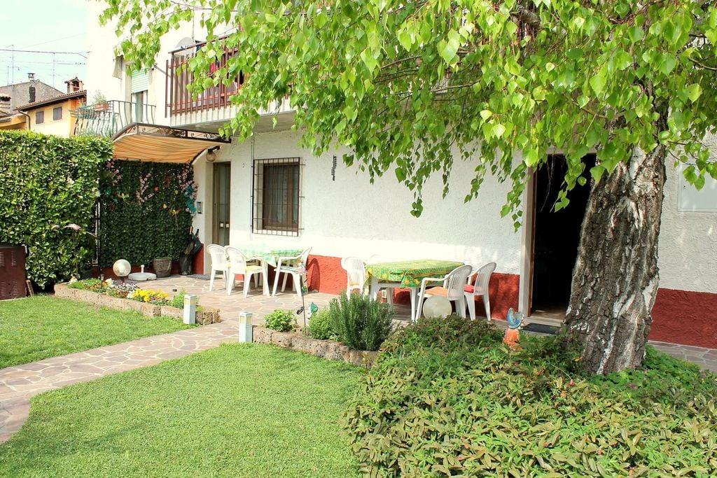 Lazise- Appartement  nabij Strand met wifi te huur