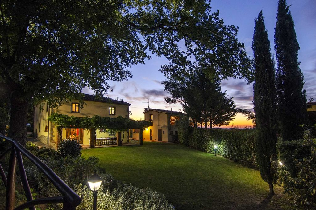 Vakantiewoning Italië, Toscana, Terranuova Bracciolini (arezzo) Villa IT-52028-28