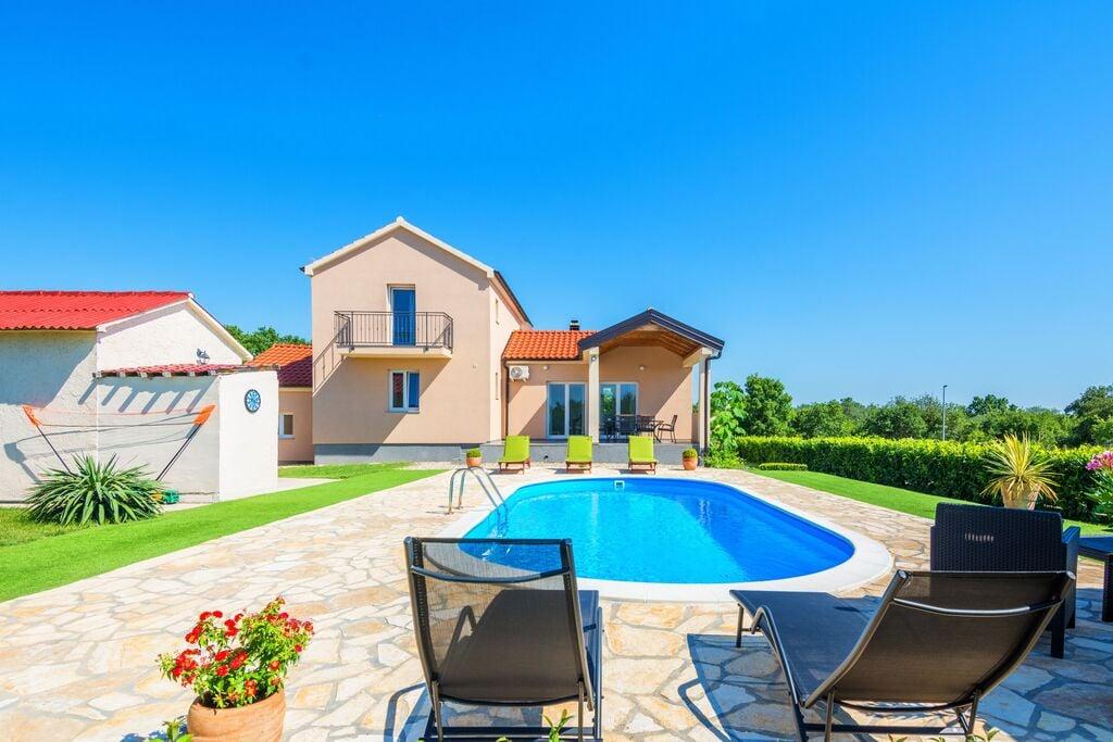 Luxe vakantiehuis in Kroatië met privézwembad - Boerderijvakanties.nl