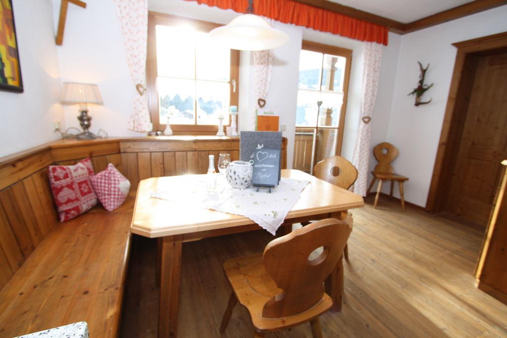 Mooi appartement in Filzmoos met een sauna - Boerderijvakanties.nl